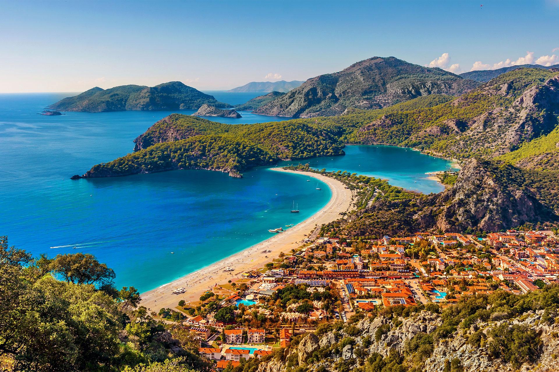 Тур в Турцию в отель Barut Fethiye 5*