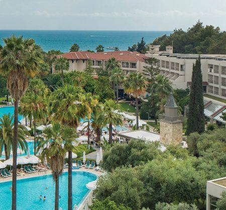 Неделя в самом теплом регионе Турции Сиде в отелях 5* с рейтингами выше 9.2