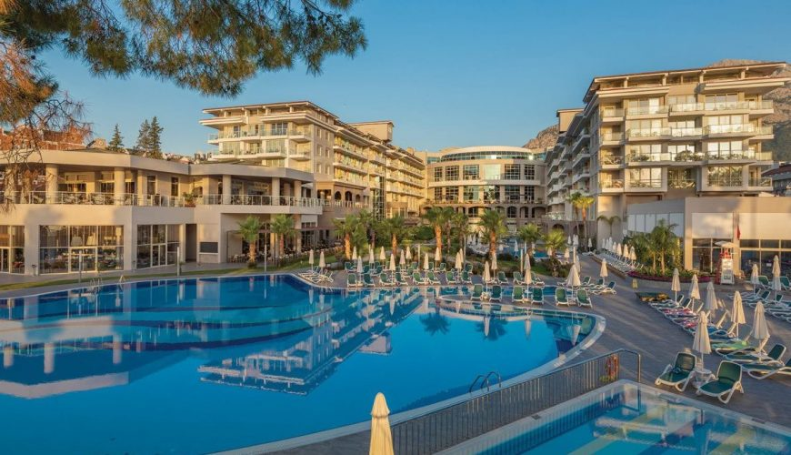 Отдых в Турции в отеле Barut Kemer