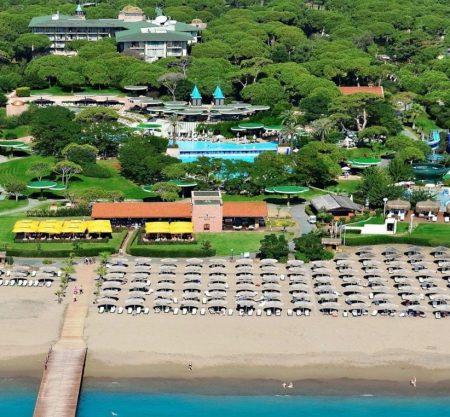 Турция, каникулы в отелях сети Gloria от 1099€! Вылеты 22 - 25 октября. Ребенок с 2 взрослыми отдыхает бесплатно!