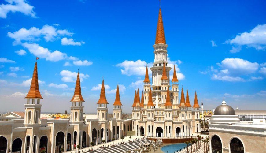 Турция отдых с детьми Land of Legends Kingdom