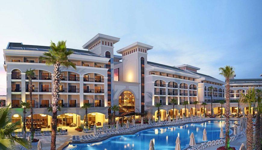 Отдых в Турции в отеле Alva Donna Exclusive Hotel And Spa 5*