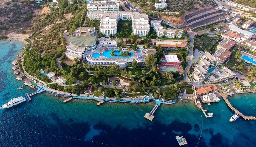 Тур в Турцию в отель Bodrum Holiday Resort 4+*