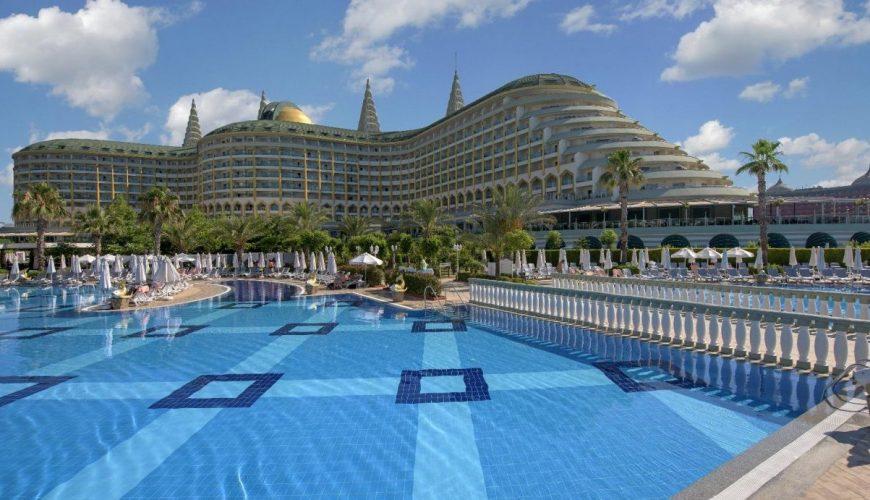 Тур в Турцию в отель Delphin Imperial Hotel 5*