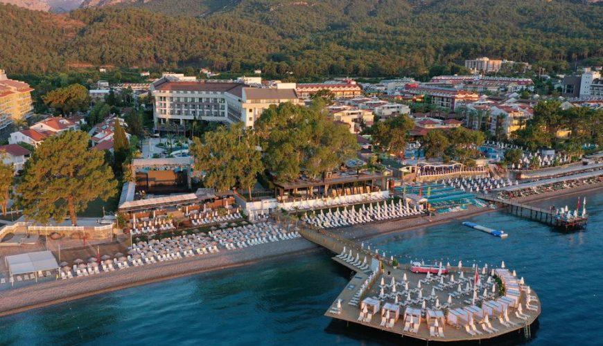 Тур в Турцию в отель DoubleTree By Hilton Antalya-Kemer