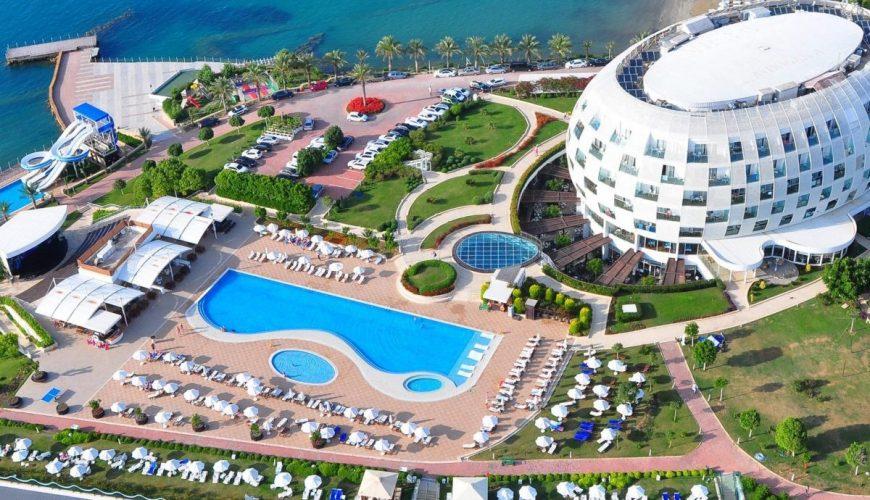 Тур в Турцию в отель Gold Island 5*
