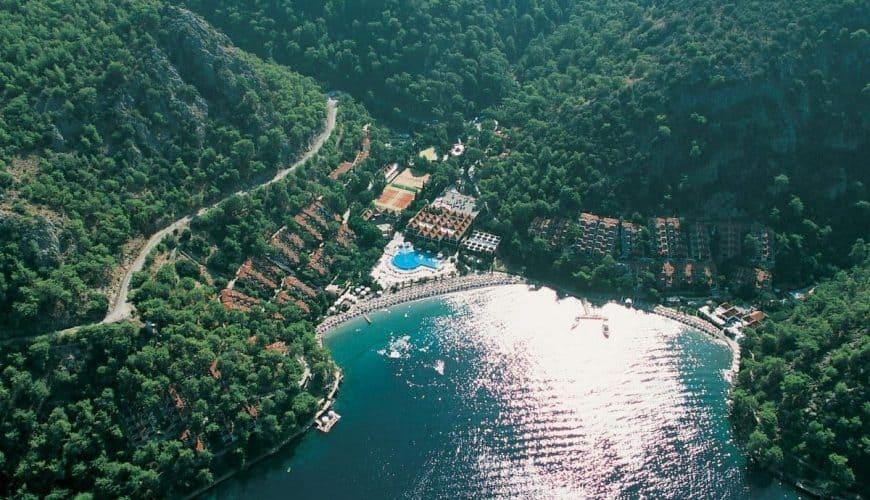 Тур в Турцию в элитный отель в Фетхие Hillside Beach Club 5*