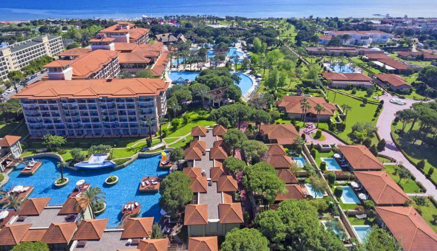 Тур в Турцию - отель для семей с детьми IC Hotels Green Palace