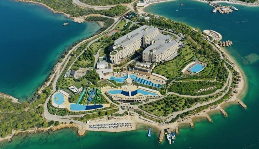 Тур в Турцию в отель La Blanche Island Bodrum