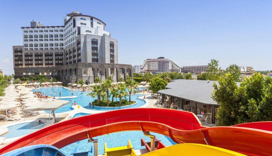 Тур в Турцию в отель Melas Lara 5*
