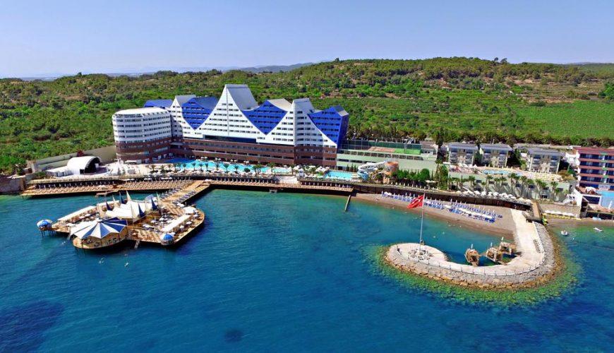 Тур в Турцию в отель Orange County Resort Hotel Alanya - Kids Concept
