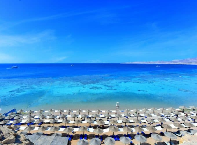 Last Minute! Єгипет: акційні ціни на проживання в готелі німецької мережі Jaz Fanara 4 * з піщаним заходом в море