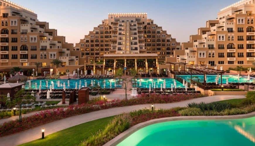 Тур в ОАЭ в отель Rixos Bab Al Bahr 5*