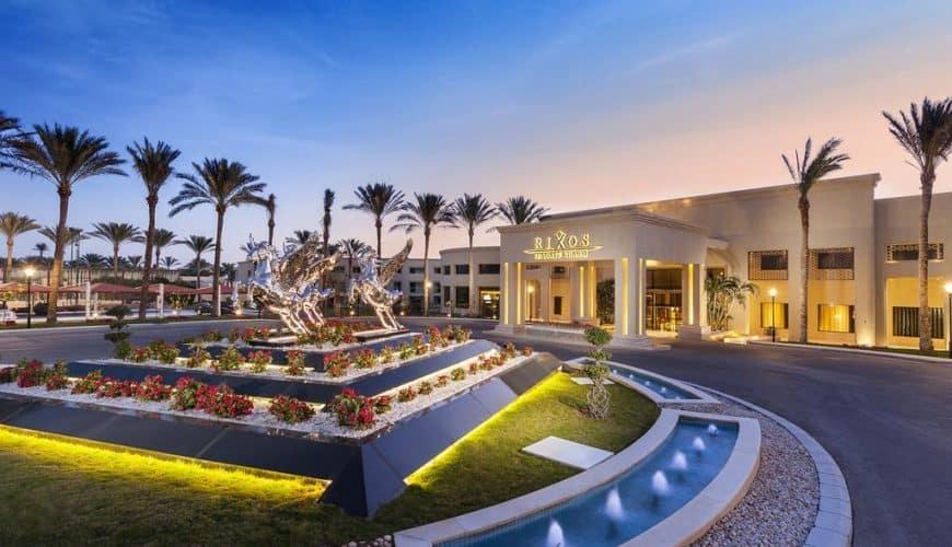 Тур в Египет в отель Rixos Premium Seagate