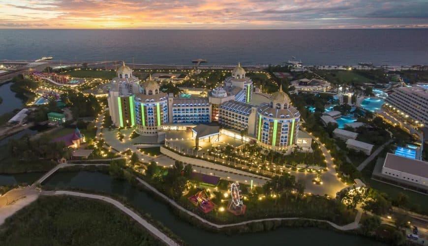 Тур в Турцию в отель Delphin BE Grand Resort 5*