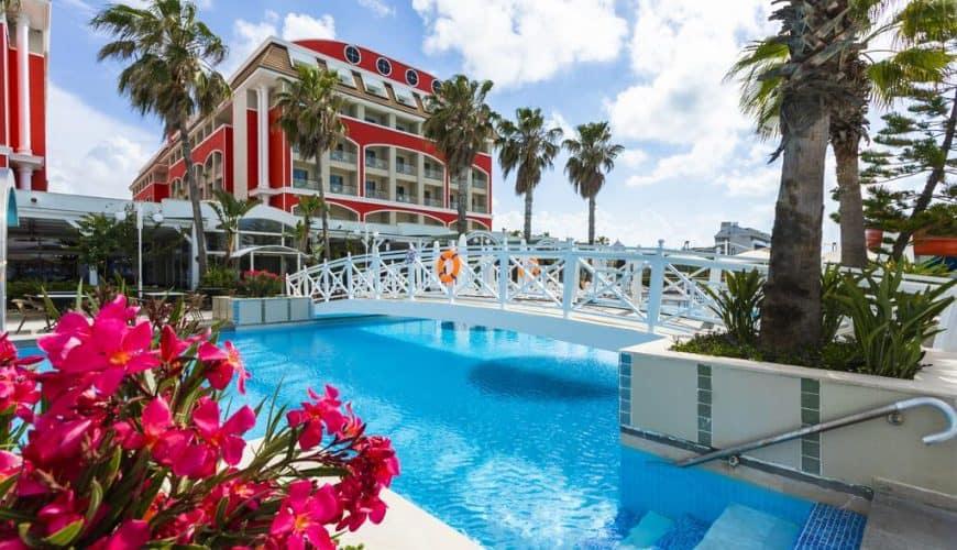 Тур в Турцию в отель Orange County Resort Hotel Belek5*