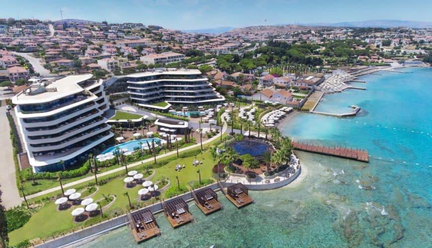 Тур в Турцию в отель Reges, a Luxury Collection Resort & Spa, Cesme 5*