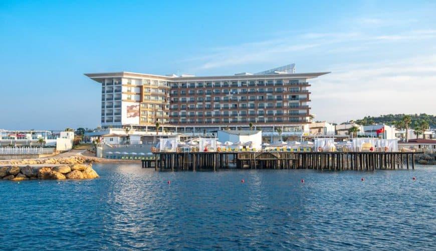 Горящий тур в Турцию в отель SIRIUS DELUXE 5*