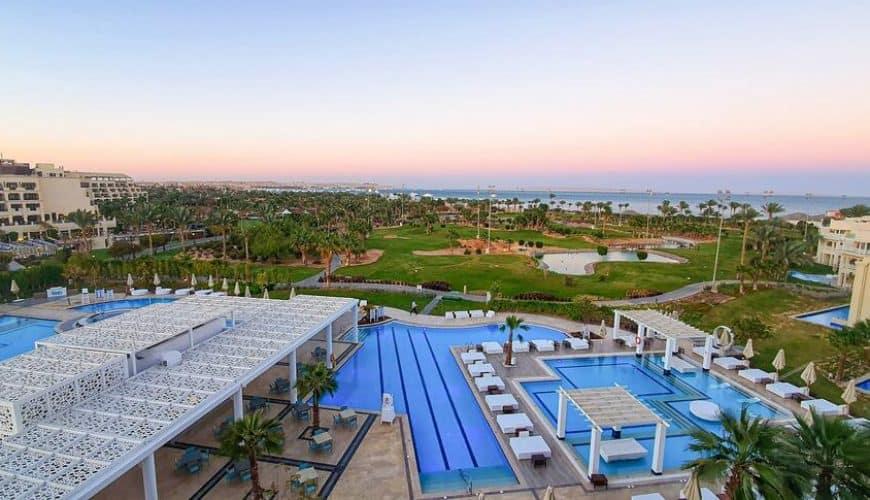 Тур в Египет в Хургаду в отель только для взрослых Steigenberger Pure Lifestyle 5*