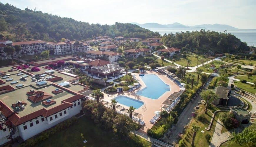 Тур в Турцию в отель с вісоким рейтингом TUI BLUE Sarigerme Park