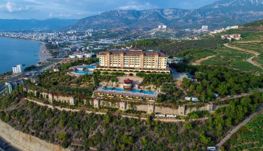 Тур в Турцию в отель Utopia World 5*