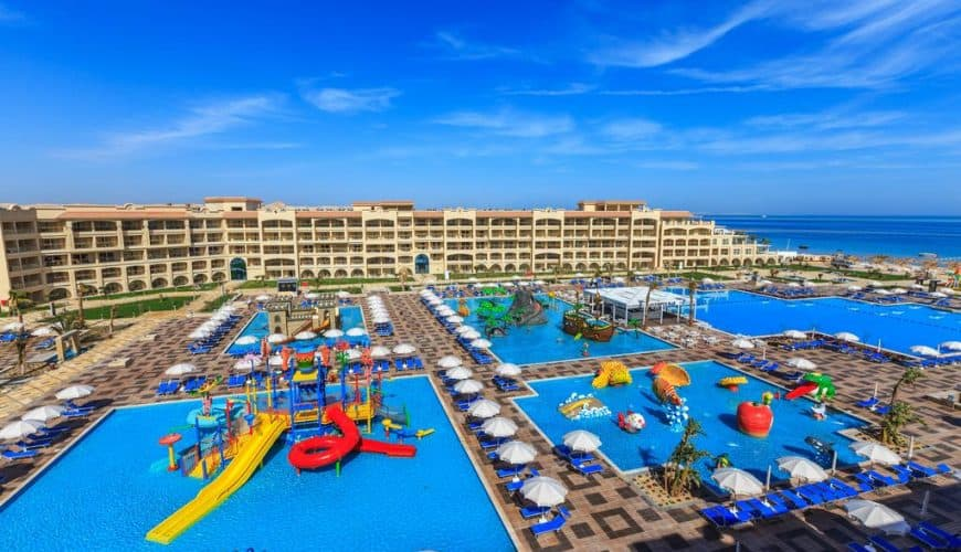 Тур в Египет в Хургаду в отель Albatros White Beach 5*