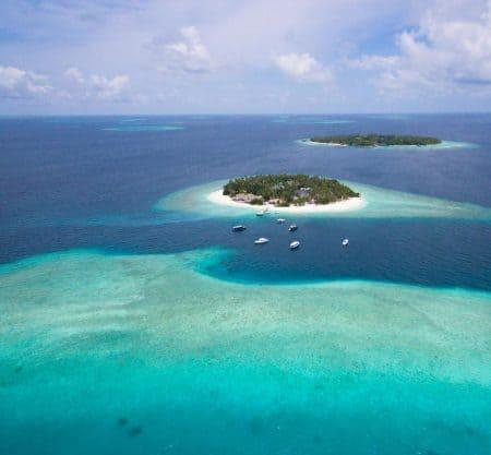 Раннее бронирование! Мальдивы: 10 ночей в хороших отелях, прямой перелет, вылет 8 декабря