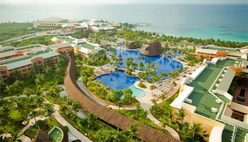 Тур в Доминикану на Новый год в отель Barcelo Maya Palace Deluxe 5*