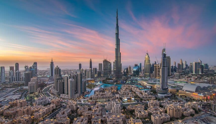Горящий тур в ОАЭ в Дубаи по акционной цене