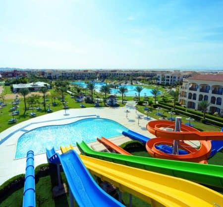 Хургада: All Inclusive отель Jaz Aquamarine 5*