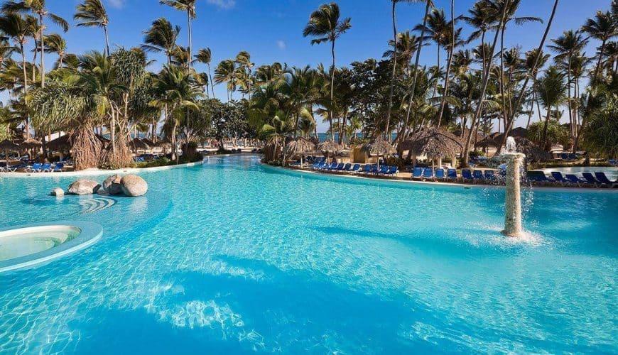 Акционный тур в Доминикану отель Melia Caribe Beach Resort 5*