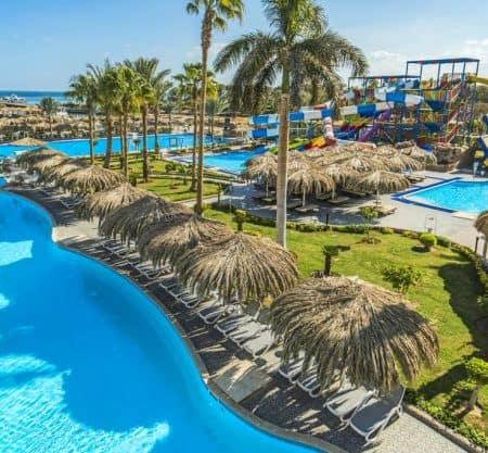 Хургада: All Inclusive отель Sunrise Aqua Joy Resort 5*