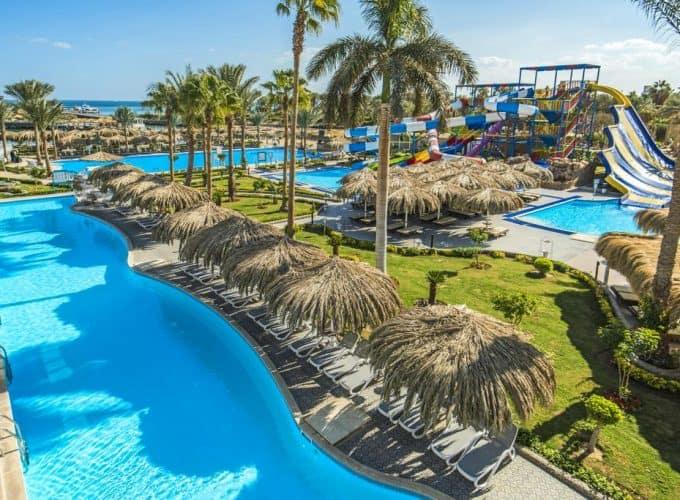 Хургада: All Inclusive готель Sunrise Aqua Joy Resort 5*