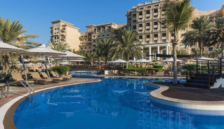 Тур в ОАЭ в отличный отель The Westin Dubai Mina Seyahi Beach Resort & Marina 5*