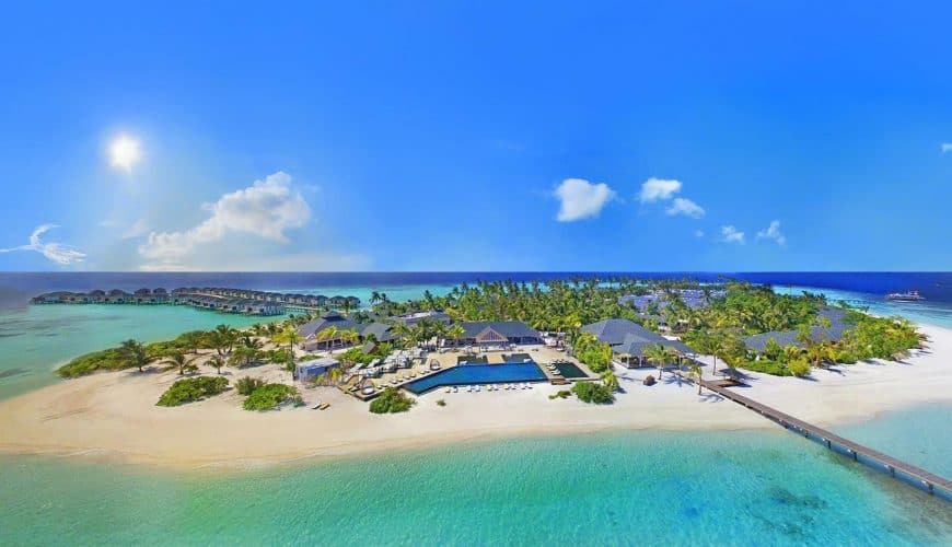 Тур на Мальдивы в отель Amari Havodda Maldives 5*