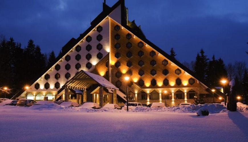 Горнолыжный отдых в Черногории в отеле Bianca Resort & Spa 4*
