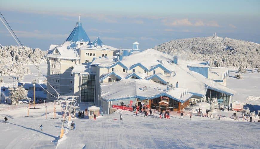 Горнолыжный отдых в Турции Bof Hotel Uludag Ski & Convention Resort 5*