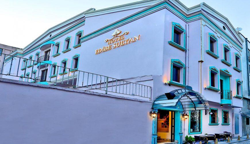 Уикенд в Стамбуле по акции отель в центре Edibe Sultan 3*