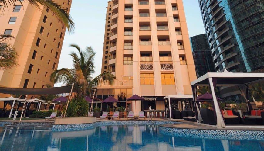 Тур в ОАЭ в отель Movenpick Hotel Jumeirah Beach 5*