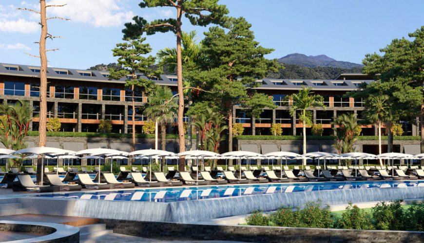 Тур в новый классный отель в Кемере NG Phaselis Bay 5*