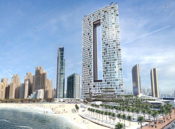 ОАЕ, Дубай: Address Jumeirah Beach Resort 5*