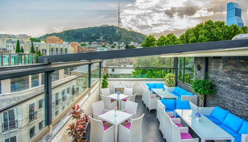 Тур в Грузию в Тбилиси в отель River side