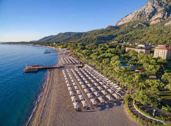 Last Minute! Туреччина на травневі свята, відмінні 5* готелі з басейнами від 535€, виліт 30 квітня