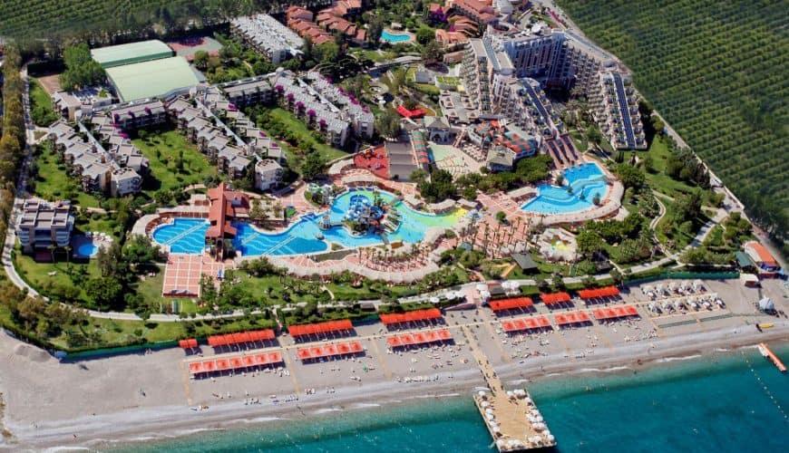 Тур в Турцию в хороший семейным отель Limak Limra 5*