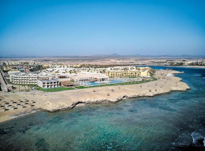 Марса-Алам: новий готель 2019 р. Jaz Maraya Resort 5* в бухті з красивою лагуною і унікальним кораловим рифом