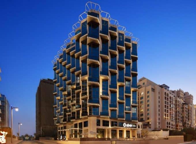 ОАЕ, новий апарт-готель 2021 р. в Дубаї на Пальмі Джумейра Adagio Premium The Palm 4*
