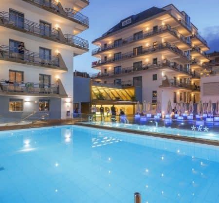 Неделя в Испании в г. Санта-Сусанна - отель Alhambra Hotel 3*