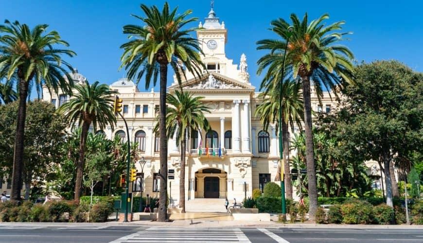 Экскурсионный тур в Анадлуссию Малага Испания
