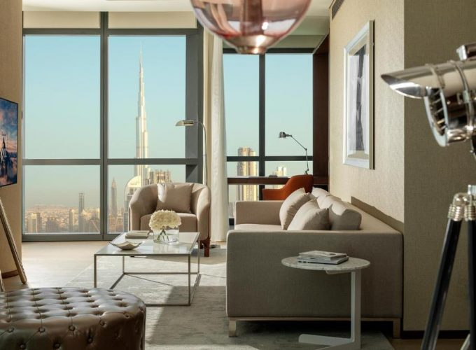 Last Minute! ОАЕ, Дубай: 7 ночей в готелі в голлівудській тематиці Paramount Hotel Dubai 5*