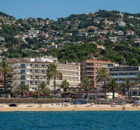 Испания, Коста Брава, Ллорет-де-Мар: отель Rosamar & Spa 4*